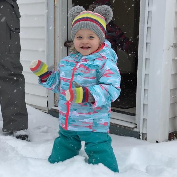 3e78ebf50 Columbia Other | Girls Frosty Slope Snowsuit 2t | Poshmark